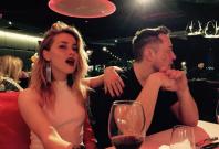Amber Heard and Elon MuskAmber Heard, Instagram