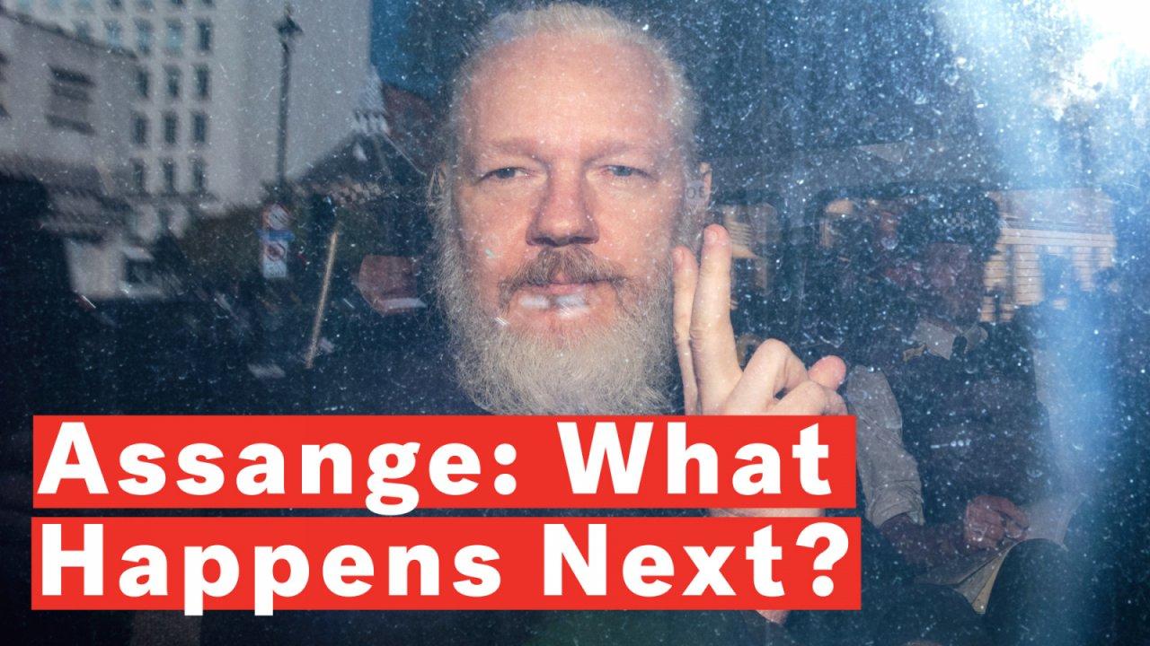 Covid-19: Wikileaks founder Julian Assange's extradition hearing postponed