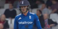 English cricketer Jason Roy