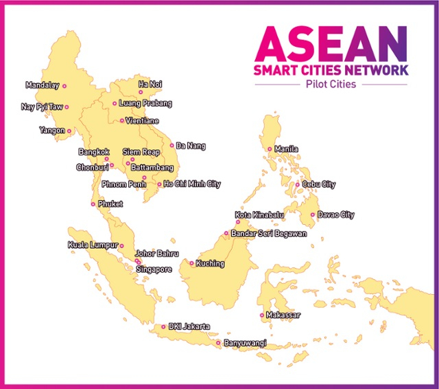 ASEAN Smart Cities Network