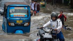 Indonesian floods