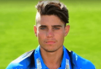 cricketer Alex Hepburn