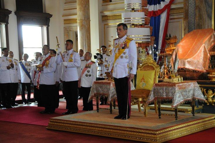 Thai Crown Prince Maha Vajiralongkorn
