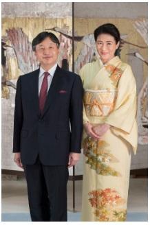 Emperor Naruhito and Empress Masako