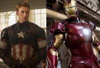 Captain America vs Iron ManFacebook/ Captain America, Iron Man