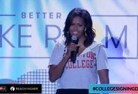michelle-obama-fires-up-thousands-of-high-school-students-on-college-signing-day