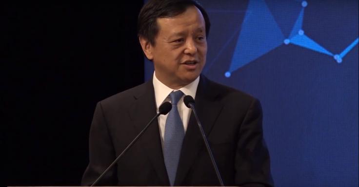 Charles Li, CEO, HKEX