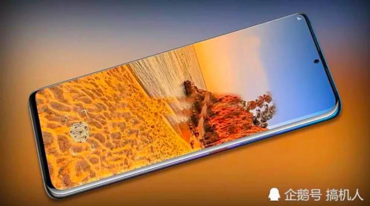Huawei Mate 30 Pro render