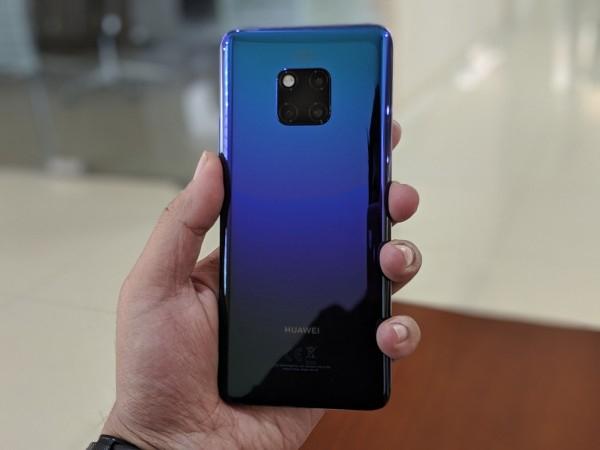 Google Reveals Huawei Nova 5t Smartphone