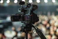 Representational image- camera lens