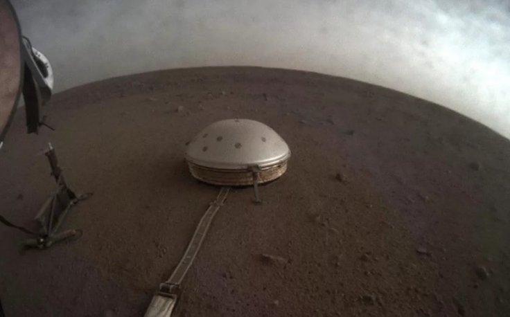 Mars rain