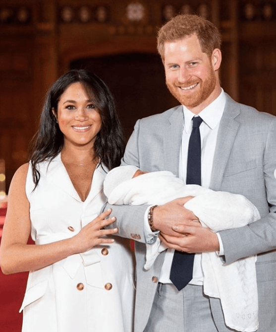 Meghan Markle And Prince Harry Guilty Of Doing This