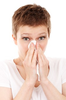 Low humidity can raise chances of flu.