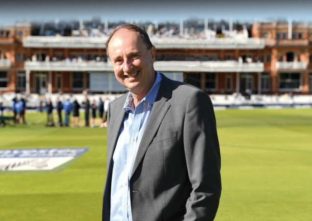 Jonathan Agnew is a renowned BBC cricket radio commentator