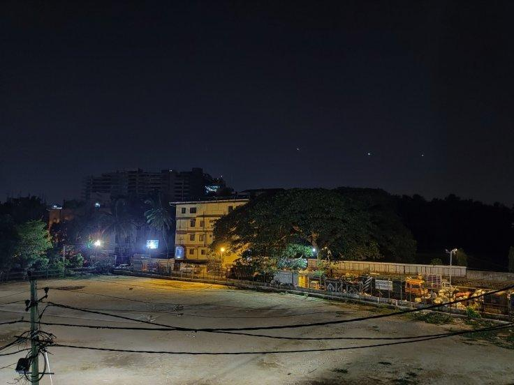 OnePlus 7 Pro camera sample: Nightscape