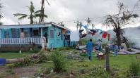 Fiji stares at health crisis as toll from Cyclone Winston climbs to 17