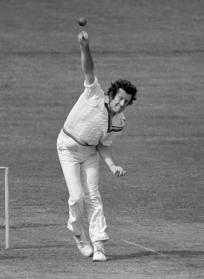 John Snow was a very successful English fast bowler