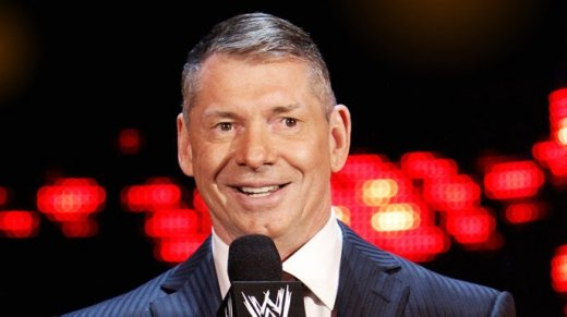 A picture of Vince McMahon.WWE Website