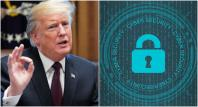 Donald trump and cyber attack