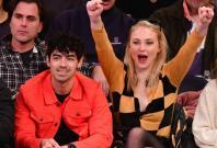 Sophie Tuner and Joe Jonas