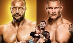 Triple H and Randy Orton face-off against each other in Saudi ArabiaTwitter/WWE