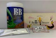 'BB Body' and 'Bello Smaze'