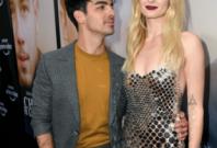 Joe Jonas and Sophie Turner at Chasing Happiness premiere.Instagram
