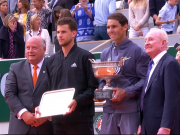 Rafael Nadal storms to historic 12th French Open win