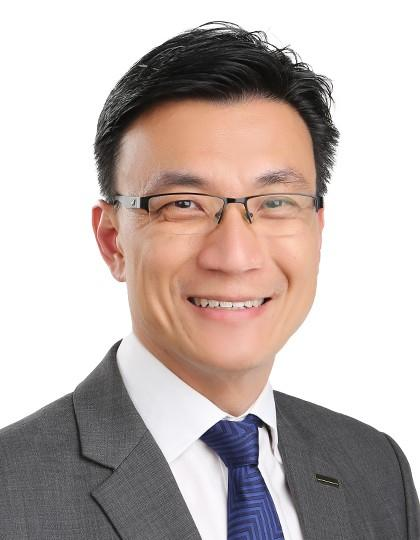 Andrew Seow regional director for Southeast Asia and Greater China