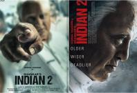 Indian 2 poster
