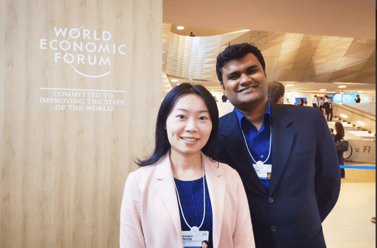 Christine Cheung and Nripan Mathews