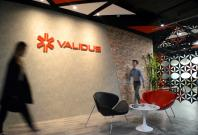 Validus Capital's new office at OUE Downtown 2, Singapore