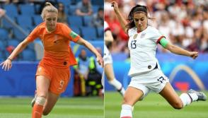 USA and Netherlands are going to face each other in the final