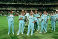 England after losing 1992 World Cup final