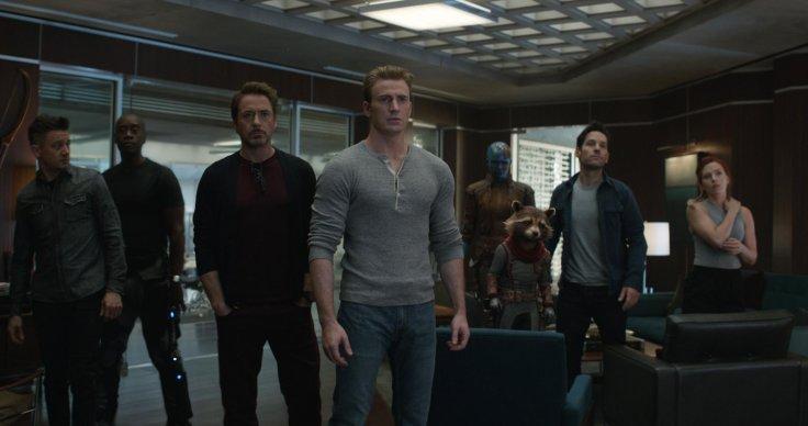 """The """"Infinity War"""" survivors star in """"Avengers: Endgame."""" Photo: Marvel Studios"""