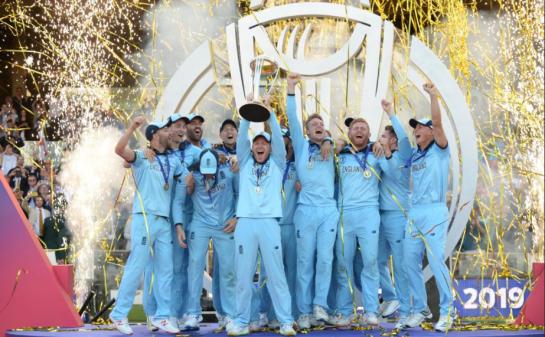 England won their firstICC cricket world cup
