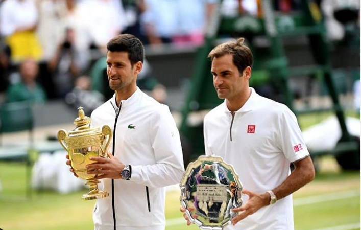 Djokovic on why he gets fewer support than Federer and Nadal