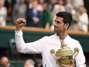 Novak Djokovic Wimbledon champion