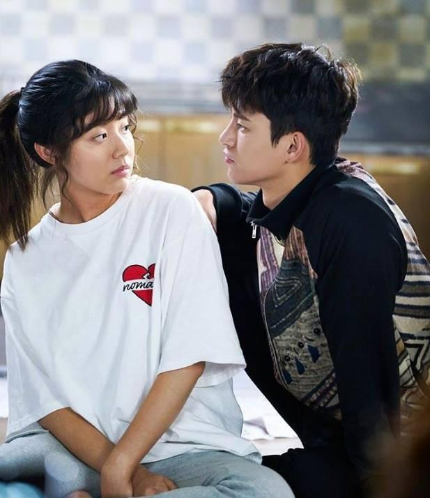 Shopping King Louie Pair Nam Ji Hyun And Seo In Guk Talk