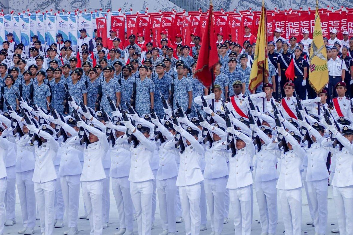 NDP 2019: Singapore celebrates 54th National Day at Padang