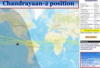Indian Space Research Organisation (ISRO) engineers set Chandrayaan-2 on a course that will take it beyond the Earth's gravitational field early on Wednesday, putting it on a translunar trajectory. The spacecraft is expected to arrive on the Moon's orbit