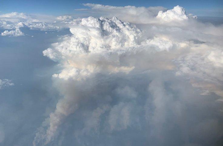 NASA Fire Cloud