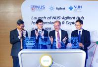 NUS, Agilent and NUH collaboration