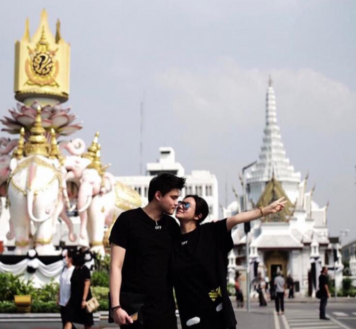 Kim LIm and Kho Bin Kai