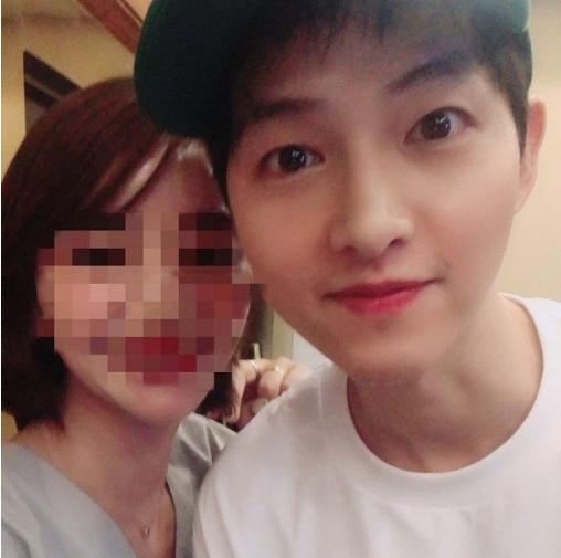 Joong KI dating 2012
