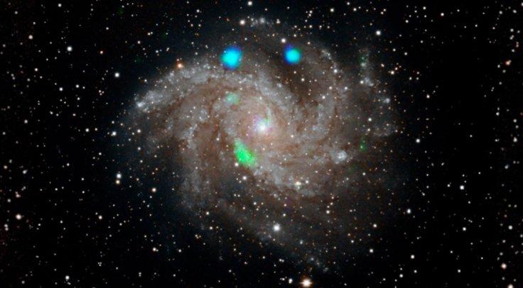 Fireworks galaxy (NGC 6946)