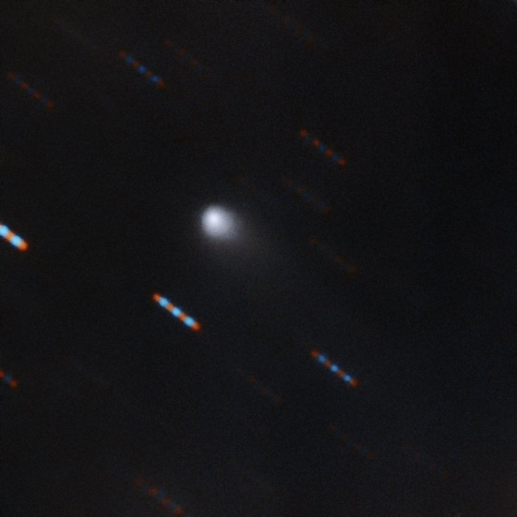 First-ever Interstellar Comet