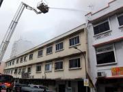 Geylang Lorong 4 fire incident