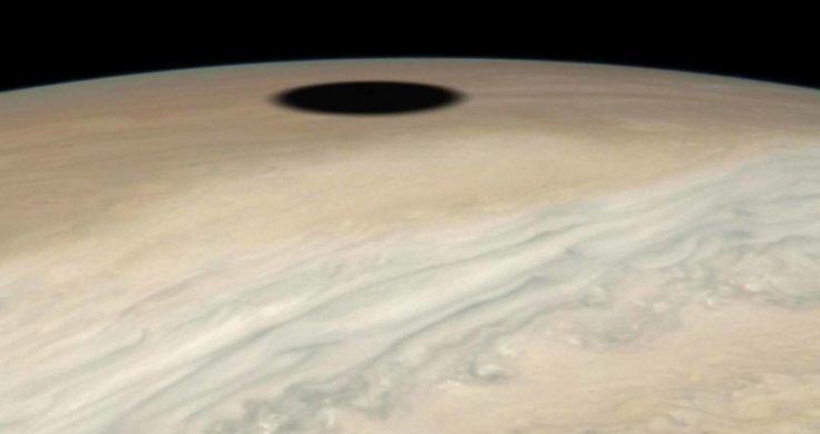 Jupiter black shadow