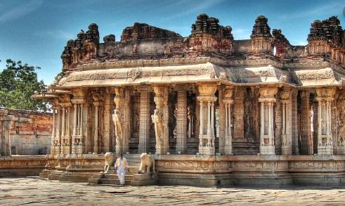 Science behind acoustic pillars in ancient South Indian temples surprises many